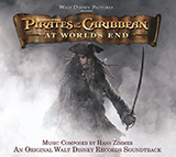 Hans Zimmer At Wit's End (from Pirates Of The Caribbean: At World's End) Sheet Music and PDF music score - SKU 60377