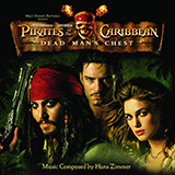 Hans Zimmer Davy Jones Plays His Organ (from Pirates Of The Caribbean: Dead Man's Chest) Sheet Music and PDF music score - SKU 55557