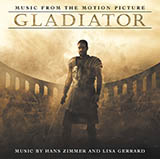 Hans Zimmer Honor Him/Now We Are Free (from Gladiator) Sheet Music and PDF music score - SKU 104889