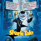 Hans Zimmer Some Of My Best Friends Are Sharks (from Shark Tale) Sheet Music and PDF music score - SKU 111307