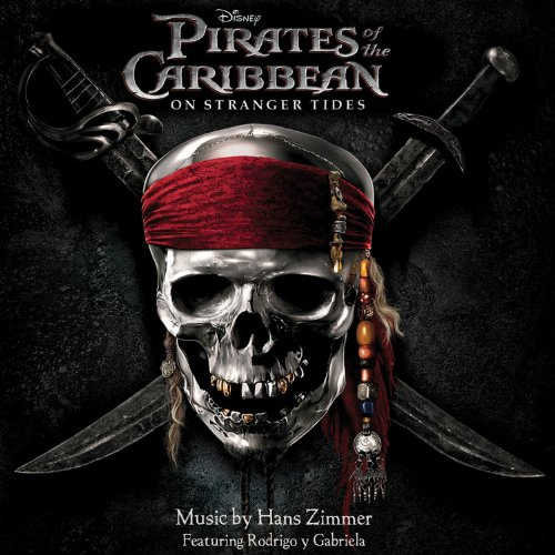 Hans Zimmer, The Pirate That Should Not Be, Piano