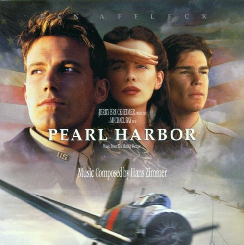 Hans Zimmer, War (from Pearl Harbor), Piano