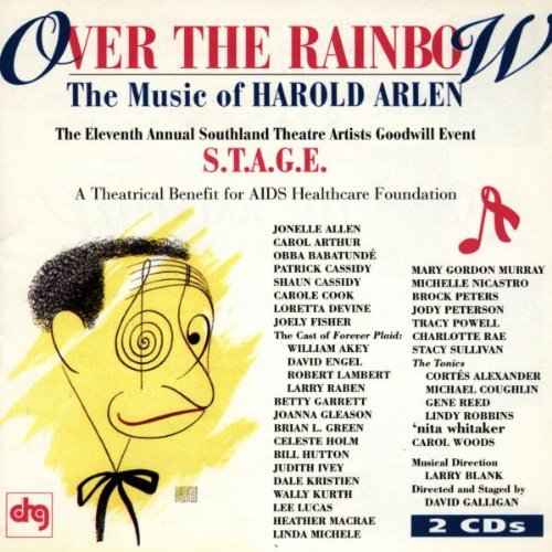 Harold Arlen, I've Got The World On A String, Piano