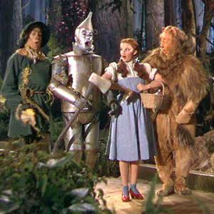 Harold Arlen, The Merry Old Land Of Oz, Piano, Vocal & Guitar (Right-Hand Melody)