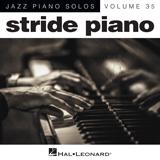 Harry Akst Dinah [Stride version] (arr. Brent Edstrom) Sheet Music and PDF music score - SKU 159293