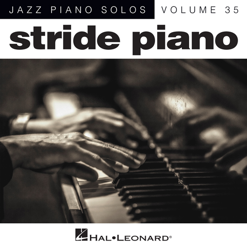 Harry Akst, Dinah [Stride version] (arr. Brent Edstrom), Piano
