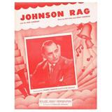 Henry Kleinkauf Johnson Rag Sheet Music and PDF music score - SKU 86924
