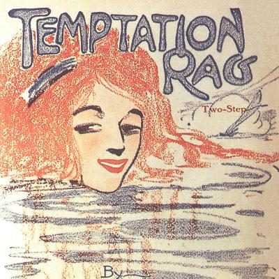 Henry Lodge The Temptation Rag Sheet Music and PDF music score - SKU 86930
