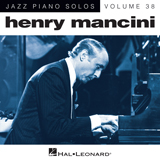 Henry Mancini A Cool Shade Of Blue [Jazz version] (arr. Brent Edstrom) Sheet Music and PDF music score - SKU 162679