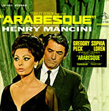 Henry Mancini Arabesque Sheet Music and PDF music score - SKU 78049