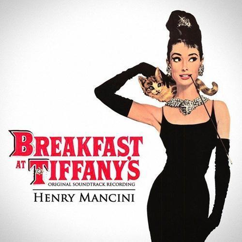 Henry Mancini, Breakfast At Tiffany's, Piano