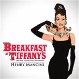 Henry Mancini Breakfast At Tiffany's Sheet Music and PDF music score - SKU 155379