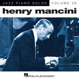 Henry Mancini Moon River [Jazz version] (arr. Brent Edstrom) Sheet Music and PDF music score - SKU 162696