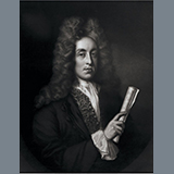 Henry Purcell Borry Sheet Music and PDF music score - SKU 466845