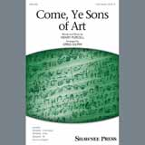 Henry Purcell Come, Ye Sons Of Art (arr. Greg Gilpin) Sheet Music and PDF music score - SKU 407161