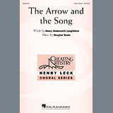 Henry Wadsworth Longfellow and Douglas Beam The Arrow And The Song Sheet Music and PDF music score - SKU 437088