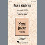 Henry Woodward Deus In Adjutorium Sheet Music and PDF music score - SKU 290317