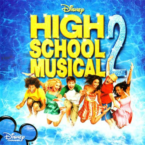 High School Musical 2, Gotta Go My Own Way, Piano