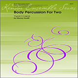 Houllif Body Percussion For Two Sheet Music and PDF music score - SKU 124763