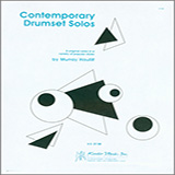 Houllif Contemporary Drumset Solos Sheet Music and PDF music score - SKU 124903