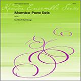 Houllif Mambo Para Seis - Full Score Sheet Music and PDF music score - SKU 324122