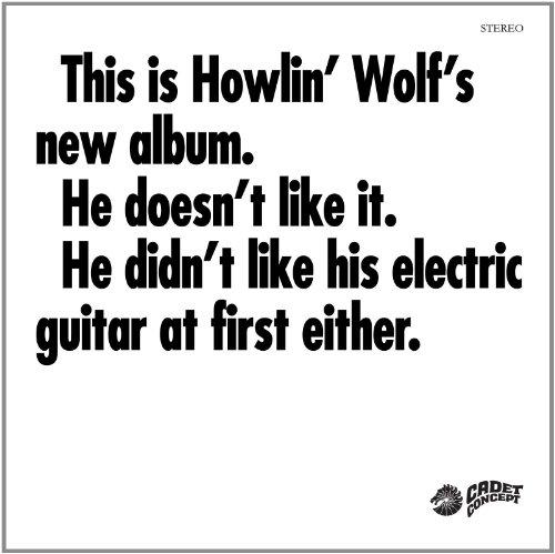 Howlin' Wolf Smokestack Lightning profile image