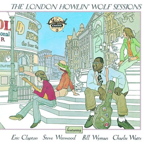 Howlin' Wolf, Wang Dang Doodle, Piano, Vocal & Guitar (Right-Hand Melody)
