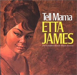 Etta James, I'd Rather Go Blind, Piano, Vocal & Guitar