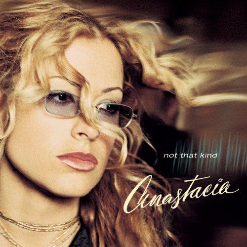 Anastacia, I'm Outta Love, Piano, Vocal & Guitar