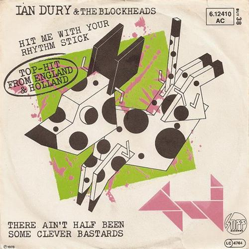Ian Dury & The Blockheads Hit Me With Your Rhythm Stick profile image