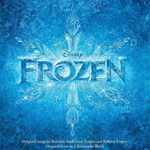 Idina Menzel, Let It Go (from Frozen), Lyrics & Chords