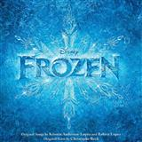 Idina Menzel Let It Go (from Frozen) Sheet Music and PDF music score - SKU 416490