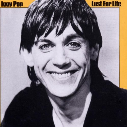 Iggy Pop, Lust For Life, Drums Transcription