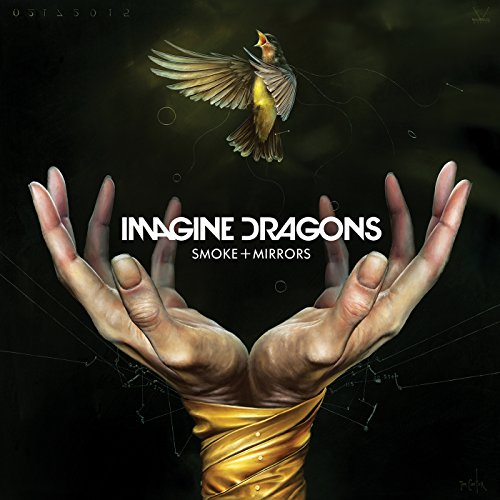 Imagine Dragons, The Fall, Piano, Vocal & Guitar (Right-Hand Melody)