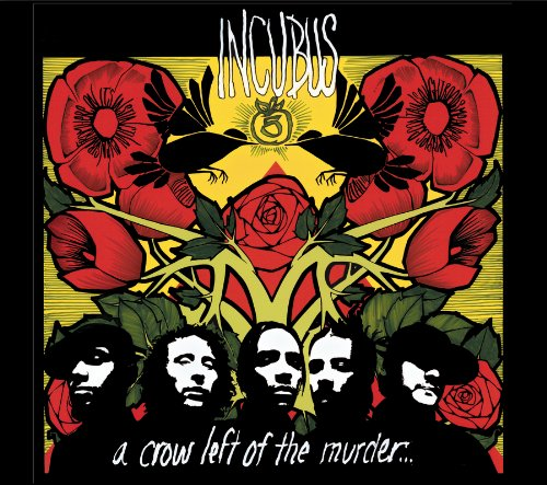 Incubus, A Crow Left Of The Murder, Drums Transcription