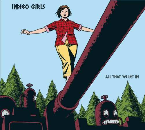 Indigo Girls, Fill It Up Again, Piano, Vocal & Guitar (Right-Hand Melody)