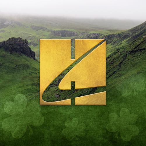 Irish Folksong, The Foggy Dew, Easy Piano
