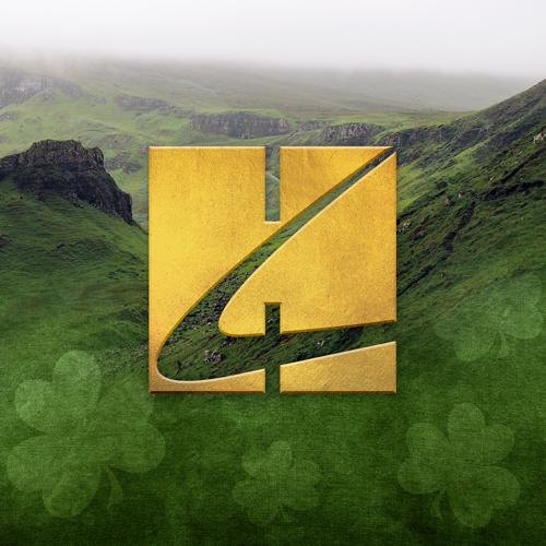 Irish Folksong, The Rocky Road To Dublin, Easy Piano