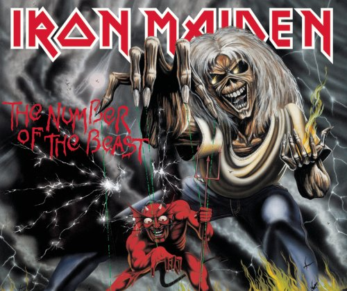 Iron Maiden, Run To The Hills, Drums Transcription
