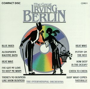 Irving Berlin, Say It With Music, Piano, Vocal & Guitar (Right-Hand Melody)