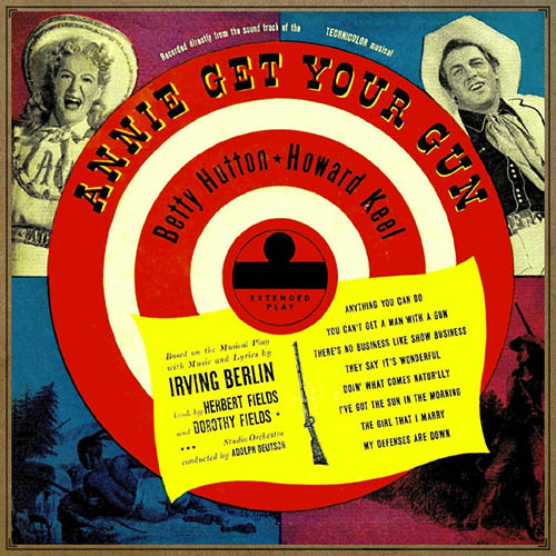 Irving Berlin They Say It's Wonderful profile image
