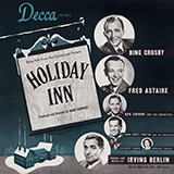 Irving Berlin White Christmas Sheet Music and PDF music score - SKU 253876