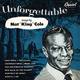 Irving Gordon Unforgettable Sheet Music and PDF music score - SKU 193875