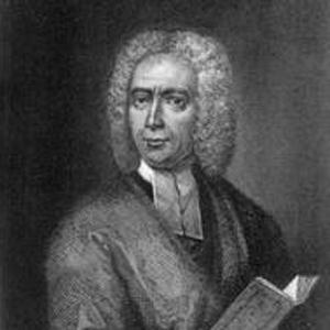 Isaac Watts At The Cross profile image