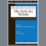 J.D. Frizzell Dir, Seele Des Weltalls Sheet Music and PDF music score - SKU 459714