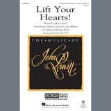 J.S. Bach Lift Your Hearts! (arr. John Leavitt) Sheet Music and PDF music score - SKU 407601