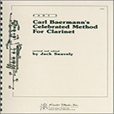 Jack Snavely Carl Baermann's Celebrated Method For Clarinet, Part 3 Sheet Music and PDF music score - SKU 124969