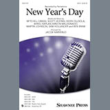Jacob Narverud New Year's Day Sheet Music and PDF music score - SKU 179903