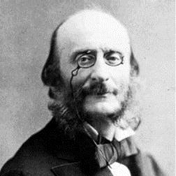 Jacques Offenbach The Can Can (from Orpheus In The Underworld) Sheet Music and PDF music score - SKU 14183