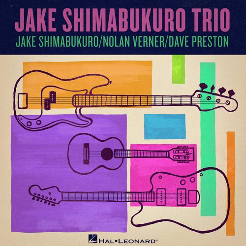 Jake Shimabukuro Trio, Red Crystal, Ukulele Tab